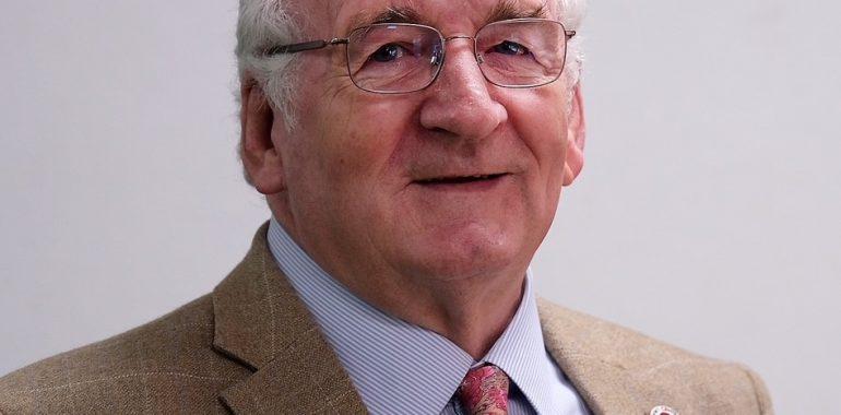 Norman MacRae, MBE JP