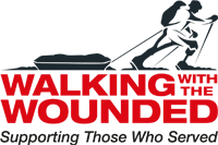 New Partnership: Walking With The Wounded!